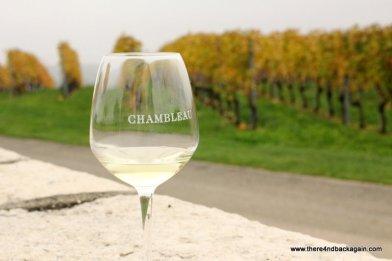 Domaine de CHambleau