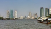 districtul financiar Bangkok