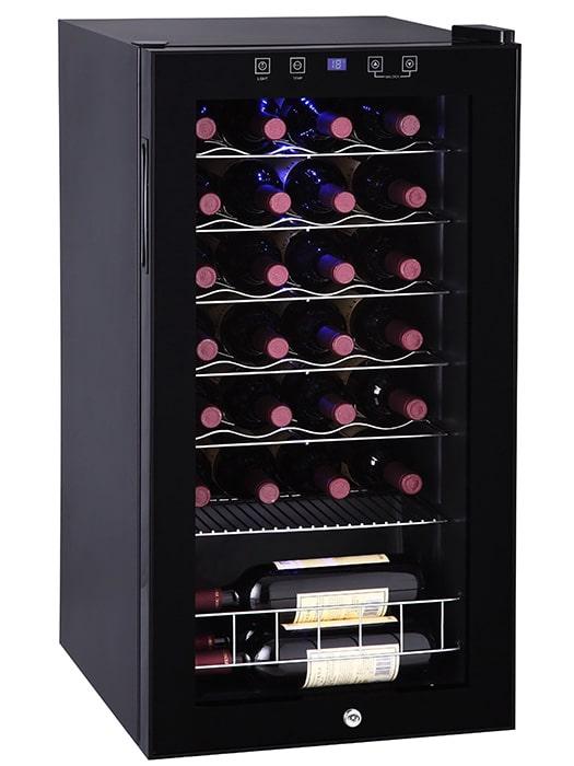 vinum design cellier vinum vd28 bk