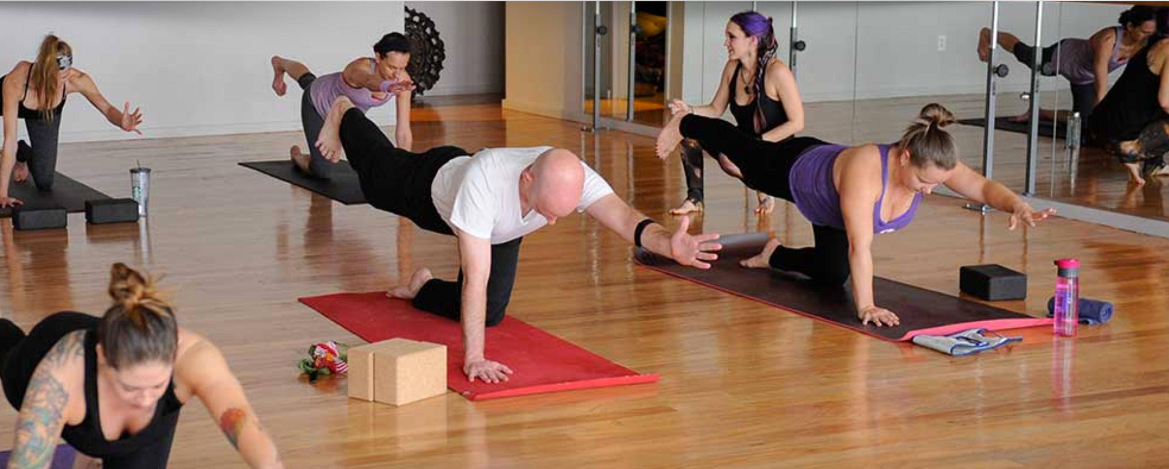Saxxy Yoga