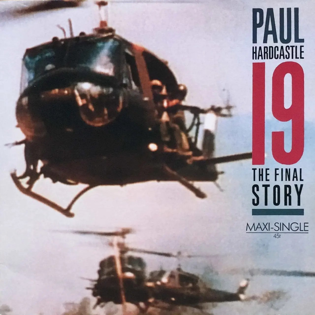 Paul Hardcastle - 19 The Final Storie