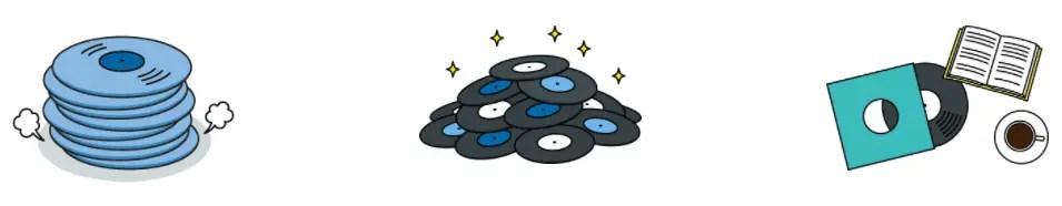 QRATES - Crowdfunding für Vinyl