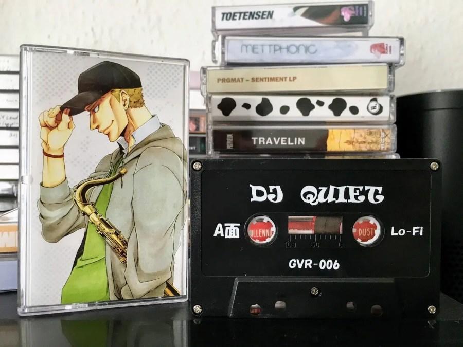 Dj Quiet - Sagishi - TNKZ - A