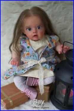 Flo reborn doll by Natali Blick