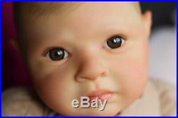 Reborn Toddler Doll Bountiful Baby Rowan By Dan At Sunbeambabies Last One