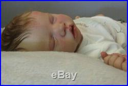 Ultra realistic Twin A by Bonnie Brown, Realistic reborn baby doll