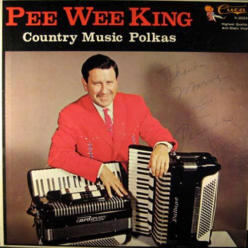 Pee Wee King's