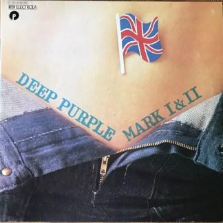 Deep Purple - Mark I & II (2xLP, Comp)