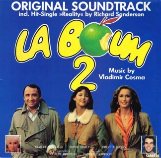 Various - La Boum 2 (Original Soundtrack) (LP, Album)
