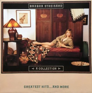 Barbra Streisand - A Collection Greatest Hits...And More (LP, Comp)