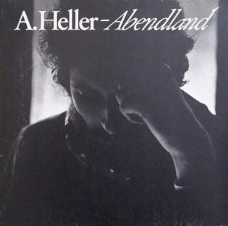 A. Heller* - Abendland (LP, Album, Gat)