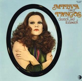 Milva - Milva Singt Tangos Deutsch Und Italienisch (LP, Album, RE)