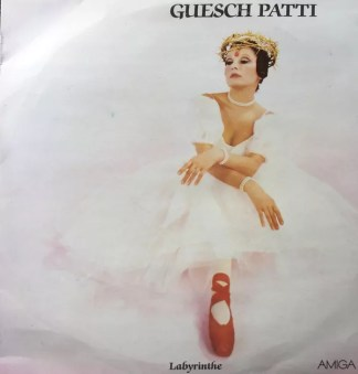 Guesch Patti - Labyrinthe (LP, Album)