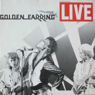 Golden Earring - Live (2xLP, Album, Gat)