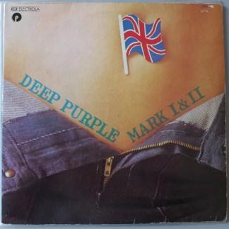 Deep Purple - Mark I & II (2xLP, Comp, RP, Gat)