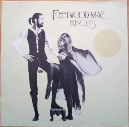 Fleetwood Mac - Rumours (LP, Album, RE, Tex)