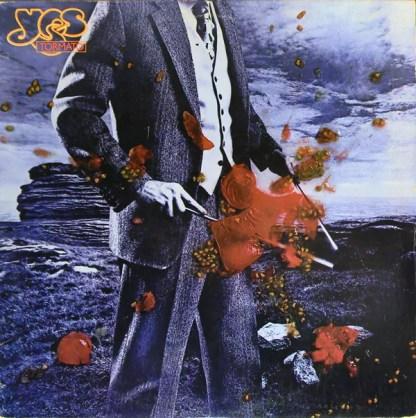 Yes - Tormato (LP, Album, Spe)