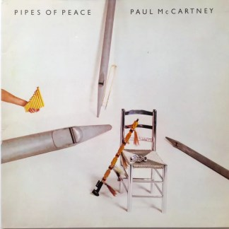 Paul McCartney - Pipes Of Peace (LP, Album, Gat)