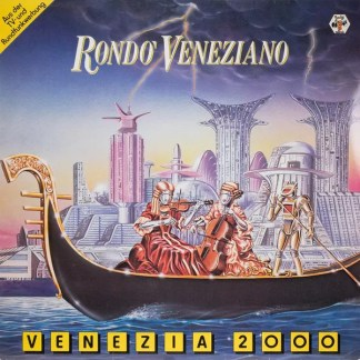 Rondo' Veneziano* - Venezia 2000 (LP, Comp, Mixed)