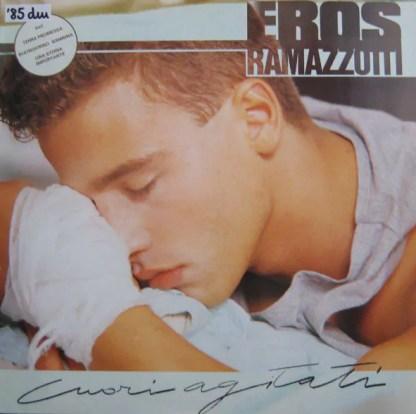 Eros Ramazzotti - Cuori Agitati (LP, Album)