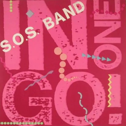 The S.O.S. Band - In One Go (LP, Comp, Mixed)