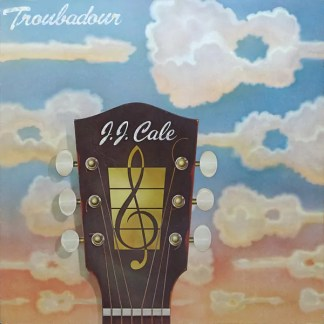J.J. Cale - Troubadour (LP, Album, RE)
