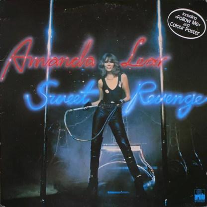 Amanda Lear - Sweet Revenge (LP, Album, P/Mixed, Gat)