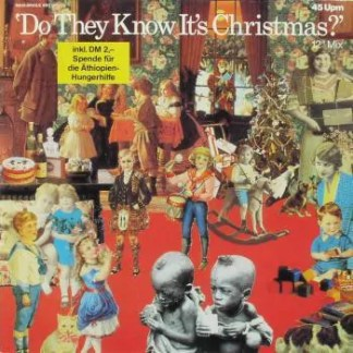 """Band Aid - Do They Know It's Christmas? (12"""", Maxi)"""