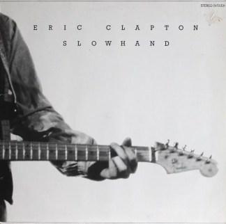 Eric Clapton - Slowhand (LP, Album)