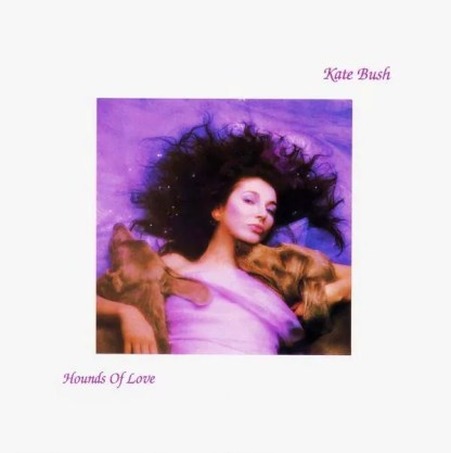Kate Bush - Hounds Of Love (LP, Album)