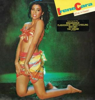 Irene Cara - What A Feelin' (LP, Album)