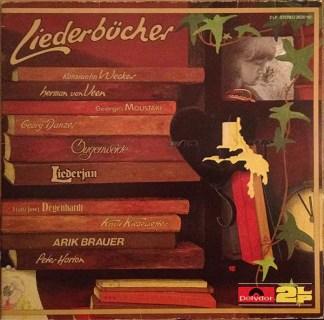 Various - Liederbücher (2xLP, Comp)