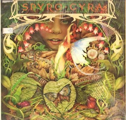 Spyro Gyra - Morning Dance (LP, Album, Glo)