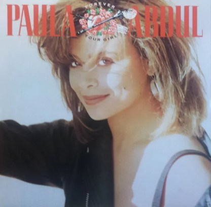 Paula Abdul - Forever Your Girl (LP, Album)