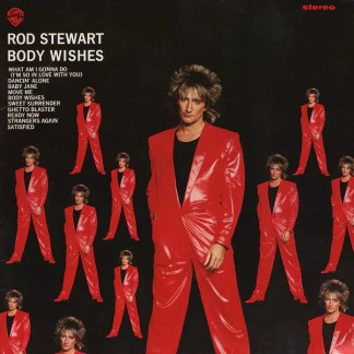 Rod Stewart - Body Wishes (LP, Album)