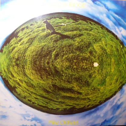 Mike Oldfield - Hergest Ridge (LP, Album, RE, gre)