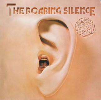 Manfred Mann's Earth Band - The Roaring Silence (LP, Album)