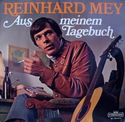 Reinhard Mey - Aus Meinem Tagebuch (LP, Album)