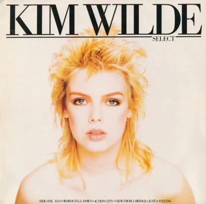 Kim Wilde - Select (LP, Album)