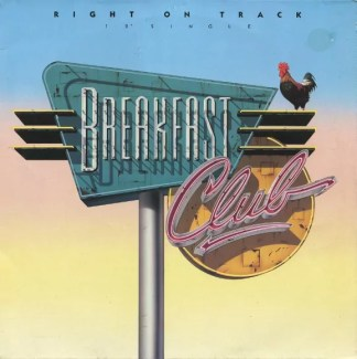 "Breakfast Club - Right On Track (12"", Single)"