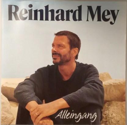 Reinhard Mey - Alleingang (LP, Album, Gat)