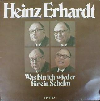 Heinz Erhardt - Was Bin Ich Wieder Für Ein Schelm (LP)