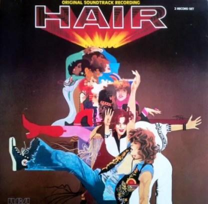 Galt MacDermot - Hair (Original Soundtrack Recording) (2xLP, Album, RE, Gat)