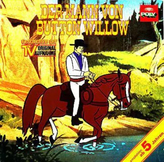 G. Griffon - Der Mann Von Button Willow (LP, Album)