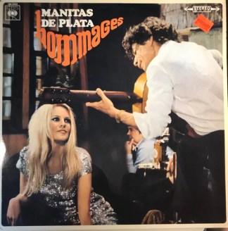 Manitas De Plata - Hommages (LP)