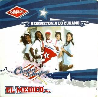 "El Medico* - Chupa Chupa (12"")"
