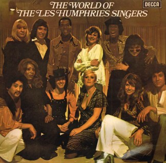 The Les Humphries Singers* - The World Of The Les Humphries Singers (LP, Comp)
