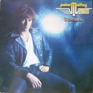 Peter Maffay - Steppenwolf (LP, Album, Club)