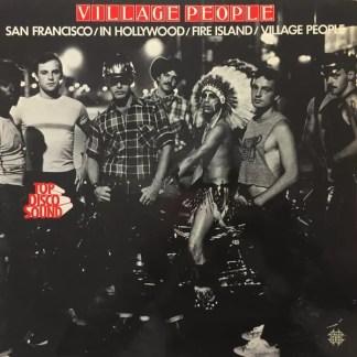 Village People - Village People (LP, Album)