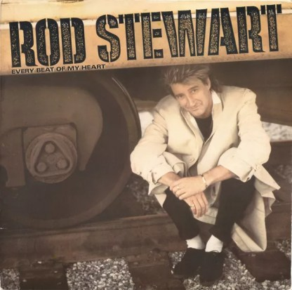 Rod Stewart - Every Beat Of My Heart (LP, Album, Ger)